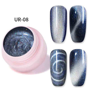 Magnet 5D Cat Eye Nail Polish Set