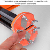 Stainless Steel Drywall Cutting Tool