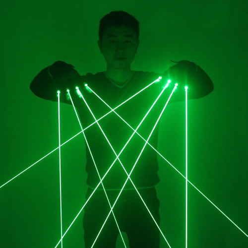 LED Party Laser Glove