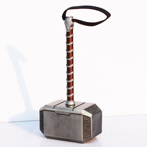 20cm The Avengers Superhero Thor's Hammer Toy