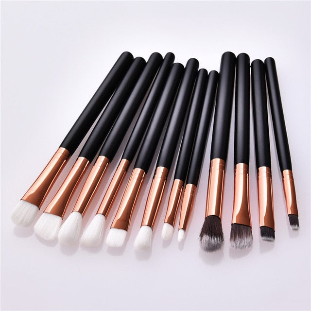 Coralia - Unicorn Make-Up Brush Set