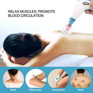 Chinese Vacuum Cupping Therapy Set