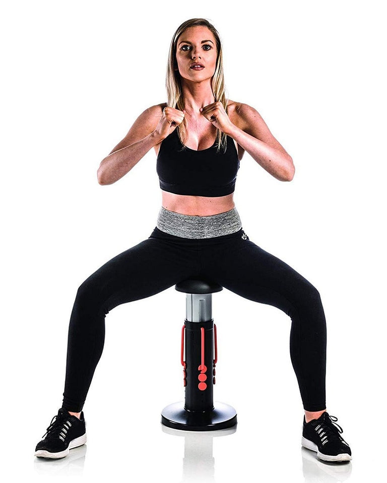 Squat Machine for Sculpt Butt, Thigh and Core Legs