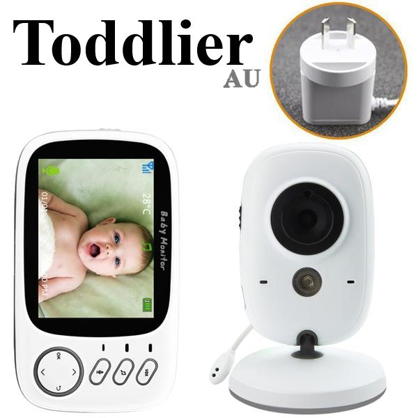 Toddlier™ Wireless Baby Monitor