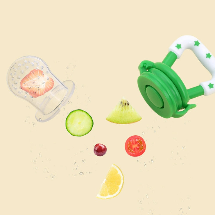 Toddlier™ Baby Fresh Fruit Feeder