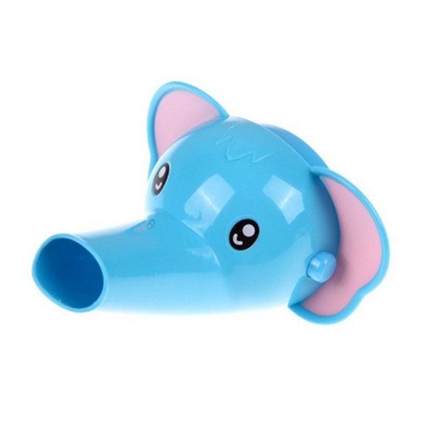 Toddlier™ Happy Animals Faucet Extender