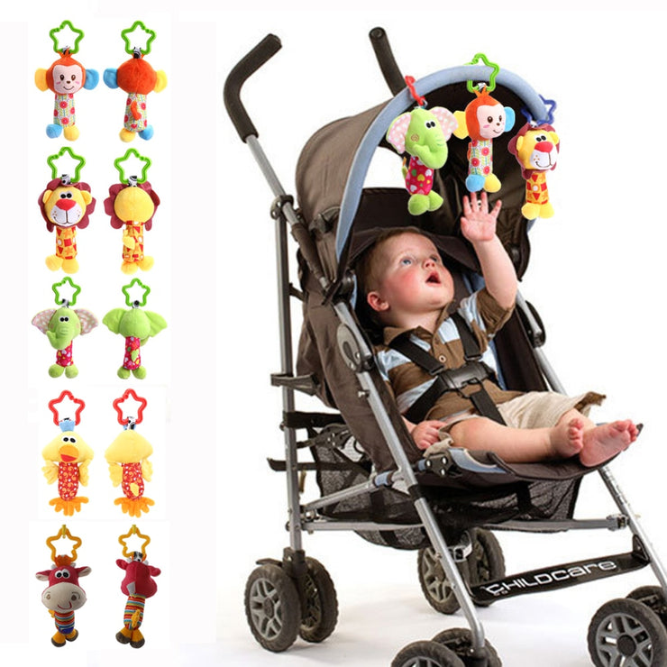 Toddlier™ Developmental Stroller Handbells