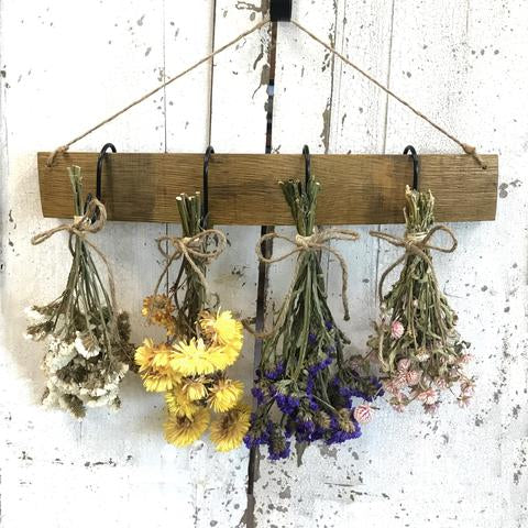 Wine Stave Floral Bouquets