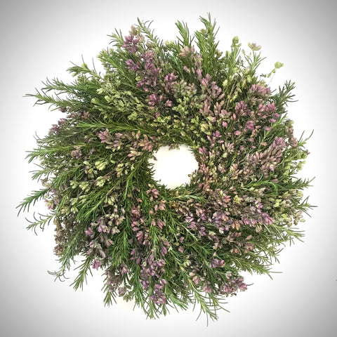 Rosemary & Oregano Wreath