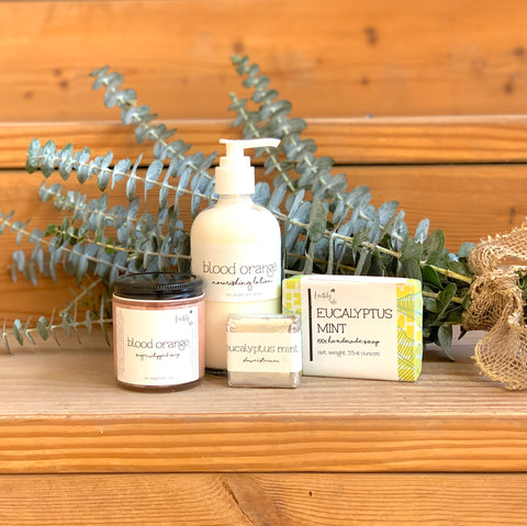 Eucalyptus Lover Gift Set