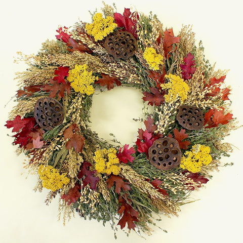 Fall Inspirations Wreath