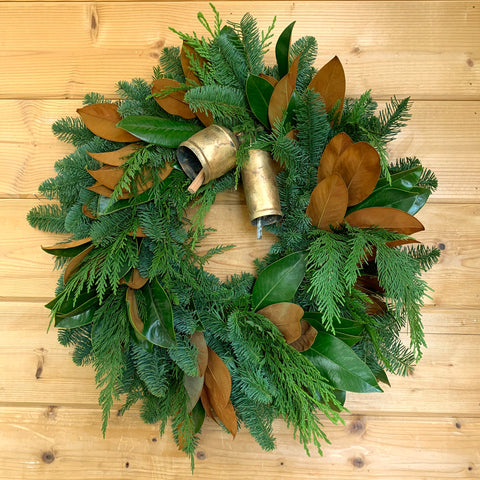 Fresh & Fragrant Bell Wreath