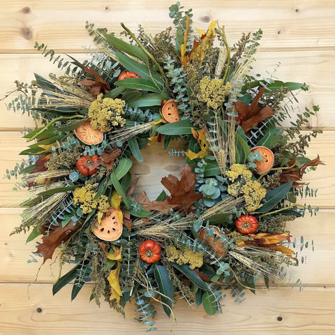 Fresh and Fragrant Wreath