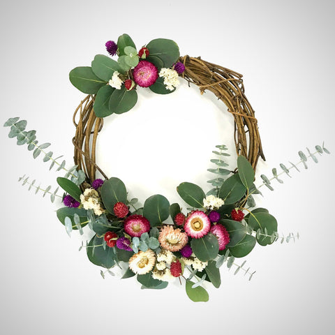 Sensational Spring Wreath