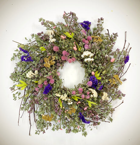 Touch of Spring Wreath