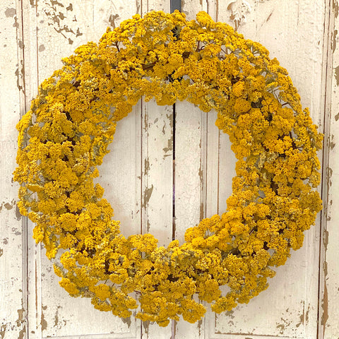 Yarrow Wreath