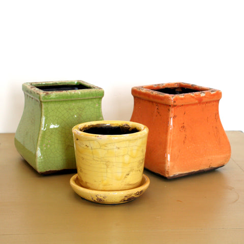 Ceramic Pot Set