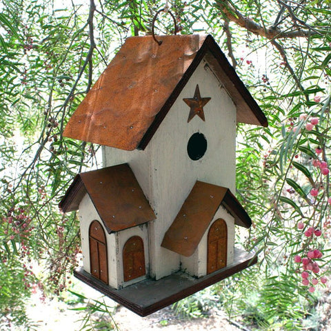 Chapel Bird House
