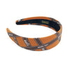 SECONDS & SAMPLES Hermès Vintage Scarf Alice Headband Bolduc #2