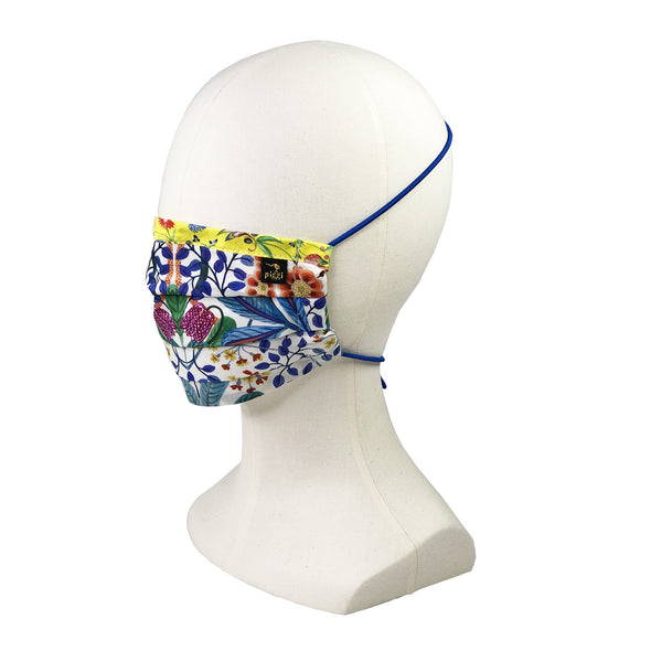 Liberty of London Elm House Fitted Face Mask