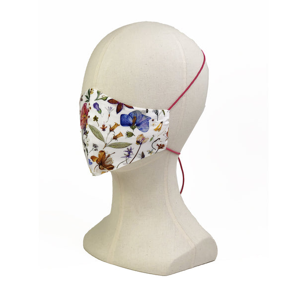 Liberty of London Floral Eve 3 Layer Face Mask