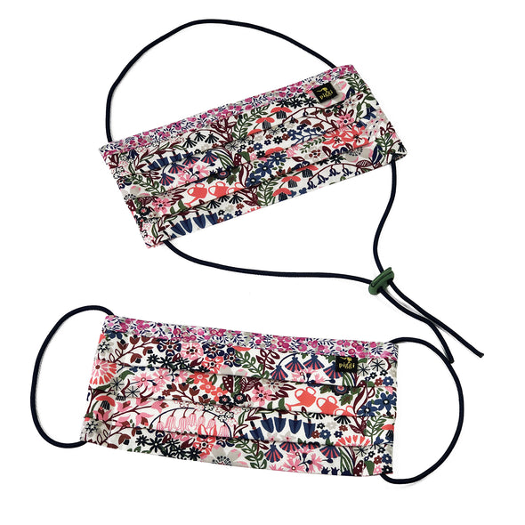 Liberty of London Mary Mary Fitted Face Mask