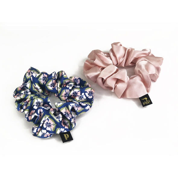 Liberty Scrunchie Duo 'Miranda Skye'