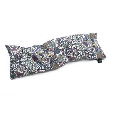 Luxury Liberty Of London Heat Pillow with Removable Cover in Morris' Allotment