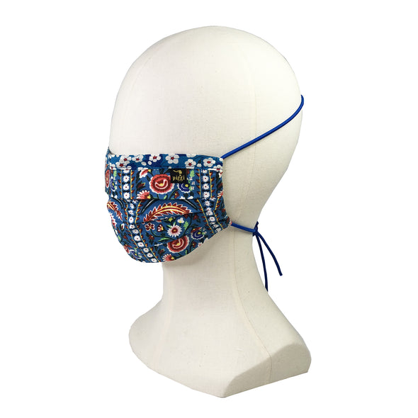 Liberty of London Von Trapp Fitted Face Mask