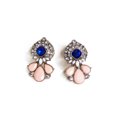 Charlotte Antique Jewel Earrings