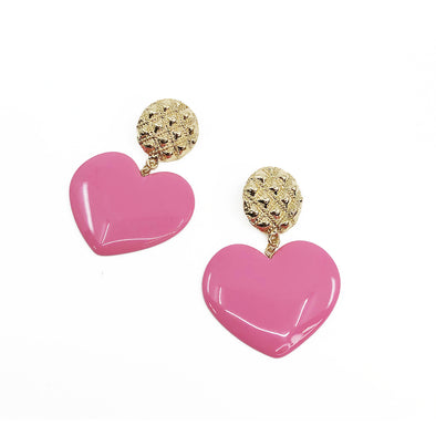 Millie Heart Earrings