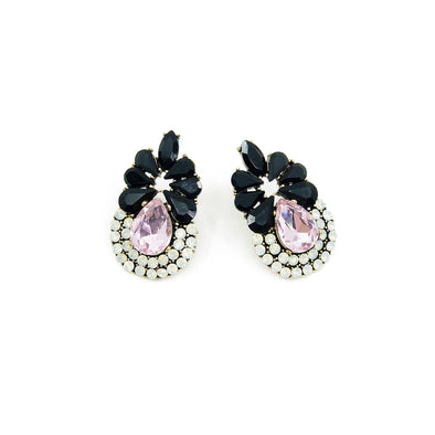 Grace Vintage Jewel Earrings
