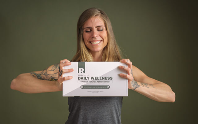 Daily Wellness Ella Relentless Athlete