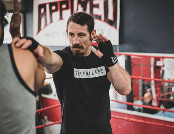 Tim Kennedy Relentless Nutrition