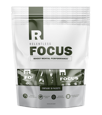 Product Focus Relentless