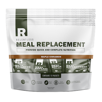 Meal Replacement Maple Cinnamon