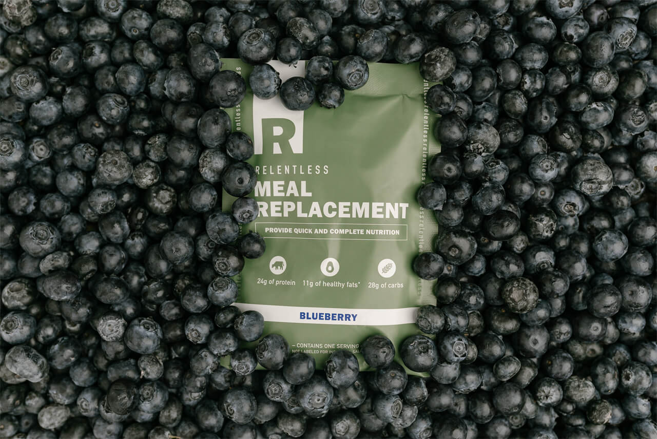 Meal Replacement Relentless Nutrition