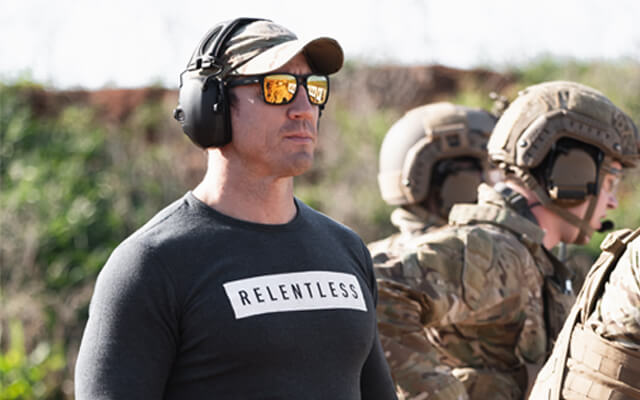 Tim Kennedy Relentless