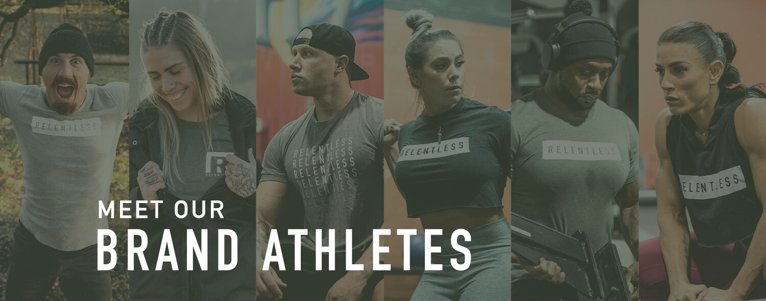 Meet our Brand Athletes