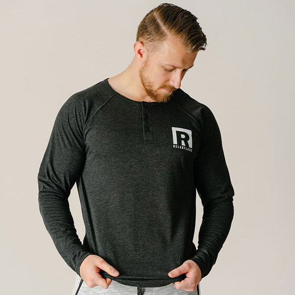 Relentless Essential Tri-Blend Henley