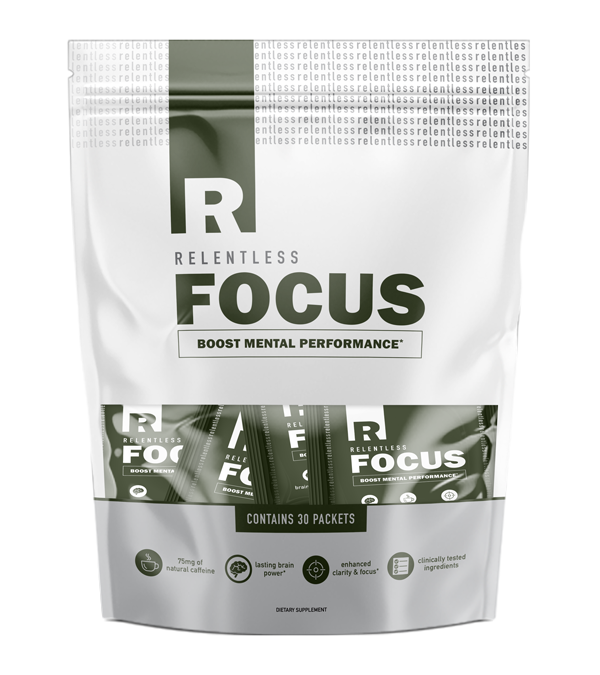 FOCUS - Live Relentless Nutrition