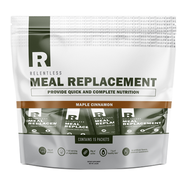 MEAL REPLACEMENT - Live Relentless Nutrition
