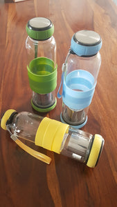 On The Go - Infuser Bottle