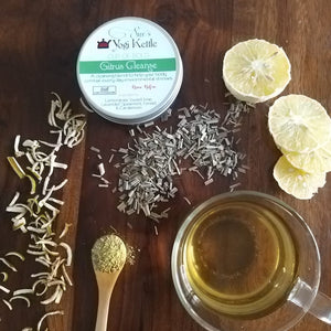 Citrus Cleanse Tisane