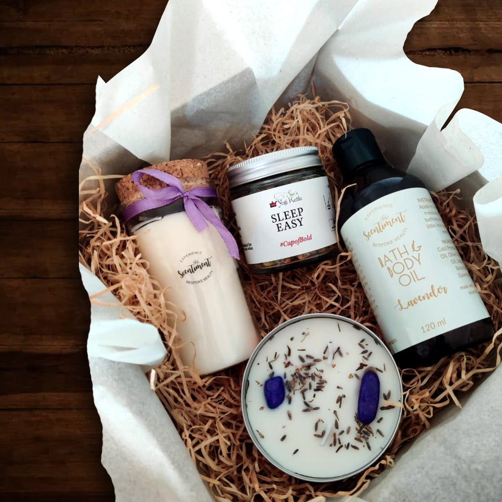 Relax and Revive - Gift Box