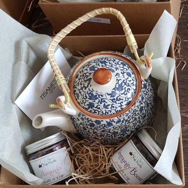 All things Pretty -Tisane Gift Box