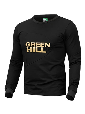 Pullover Green Hill Limited Gold Edition - Greenhillsports-de