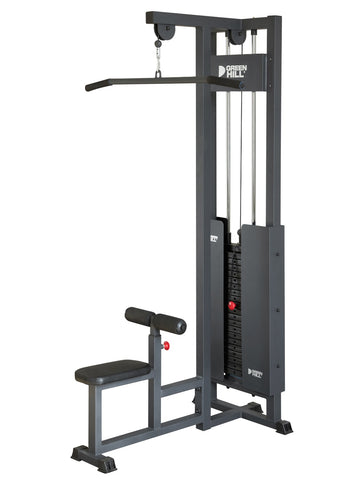 Green Hill Latzug-GYM-Station - Greenhillsports-de