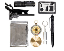 Global Tactical Gear Survival Kit