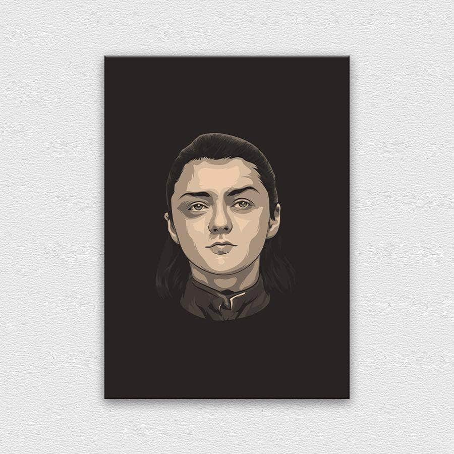 Arya from house Stark